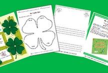 St. Patrick's Day Teaching Ideas / by Rachel Friedrich