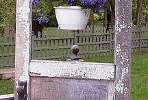 home porch garden / by IRIS STRICKLAND