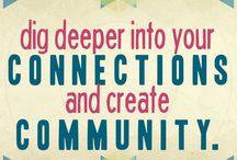 Connection & Community