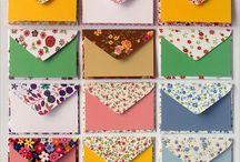 Envelopes/sobres / Envelopes/sobres