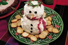 Christmas Party Ideas - Snowman Christmas / by Judy Pearce