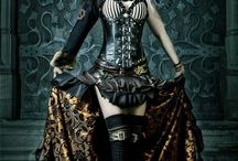 Steampunk clothers