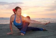 Living Yoga / by Isabelle Du Soleil
