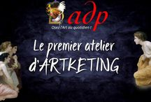 le 1er Atelier d'Artketing by adp