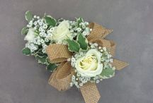 Daddy Daughter Dance corsages
