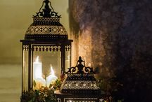 Moroccan Christmas Table