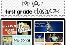 1st grade! / by Megan Howard