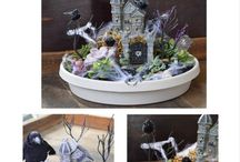 Halloween / Decor, crafts and costumes for Halloween.