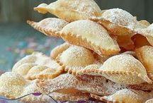 Carnevale e fritti dolci