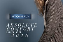 FALL WINTER 16/17 / Stonefly FW16-17 shoes collection
