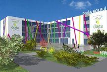 Doğa Okulları Bursa Özlüce Kampüsü / Bursa Özlüce Doğa, anaokul, ilkokul, ortaokul ve lise gruplarında eğitim veriyor.