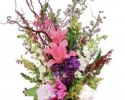 """Spring Flowers / A look at the floral arts by Bloomster's. """"Dream in Flower."""" / by Bloomster's"""