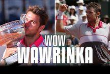 Tumbangkan Djokovic, Wawrinka Juara Prancis Terbuka / Kemenangan ini membuat Wawrinka naik dari posisi delapan menjadi petenis nomor empat dunia.