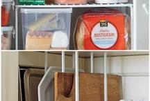 Kitchen/ storage/ dec