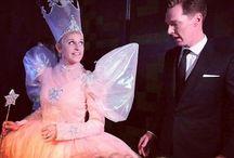 Ellen and Benedict!