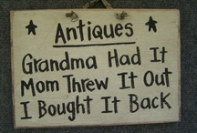 Antiques / by Skeeter Bright