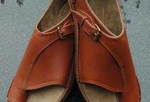 Antonio ciardulli / Hand made sheepskins footwear