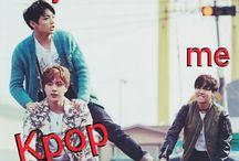 k-pop stuff