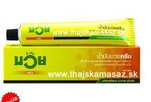 MUAY Original / Thajský krém NAMMAN MUAY Original