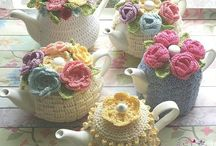Crocheted ideas for gifts