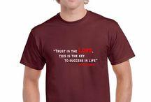 Unisex Catholic Tee Shirts