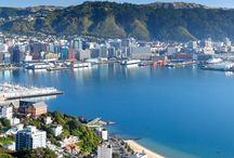 New Zealand / A great place to travel and to live. / by Spot This
