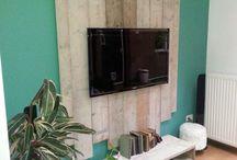 sala de televisión