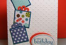 Card Idea's / by Kristen Finn