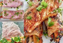 Plnené morčacie maso