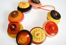 87 Buttons / Re-discovered, re-worked, re-loved buttons. Reclaimed buttons, often vintage & out-of-the-ordinary, handmade into unique button bracelets and accessories.  Find out more at www.87buttons.co.uk