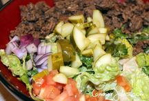 Clean salads / Salads