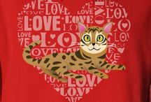 Cat T-Shirts / T-Shirts for Cat Lovers