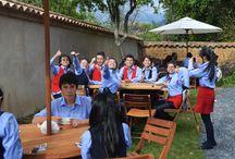 Gran grupo en el Patio de Carnes y Olivas. / El Patio Carnes y Olivas - Centro Gastronomico y Social. #Eventos #Matrimonios Musica en vivo Cll 13 No 7 - 66 Cel: 3103169262.
