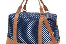 High Fashion Weekender Bags in 3 Great Prints! SHOP NOW!