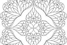 Quilting designs / by Karen Lee