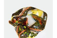 Silk Charmeuse Scarves / Immortalized by style icons in every era, the silk scarf is the most versatile, wearable accessory in a woman's wardrobe.  Our ethically-made Deepak Perwani silk charmeuse scarves are digitally printed with gorgeous designer prints inspired by the world's most exciting cities.  This board is where we curate our inspiration and tips for wearing them!