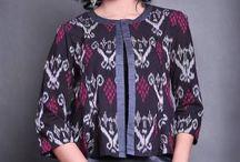 "Vol. 9 FALL 2013 ""EVeBe for ikat indonesia"" / all handmade by everlastingbatik team  material : tenun bali and tenun jepara soft . conform. modern"
