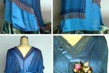 gammaldags klänningar