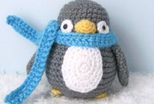 crochet amigurumi / DIY patterns, inspirations