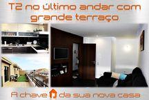 T2 no último andar com grande terraço / Excelente Oportunidade, aproveite e venha visitar este fantástico apartamento recuado para venda em Fiães - Sta Maria da Feira  Consulte mais informações no nosso site através deste link: http://www.abc-imobiliaria.pt/detail.php?prod=1446  ABC Imobiliária, Lda  www.abc-imobiliaria.pt  geral@abcimobiliaria.pt  Linha geral: 00351 256 392 786