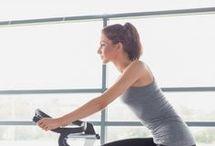 Oefen fiets