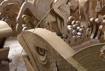 cardboard creationaries