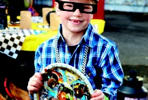 Monster Jam Birthday Party Ideas / Your child is sure to be the star of the event with our exclusive Monster Jam party supplies, available at BirthdayExpress.com  / by Birthday Express