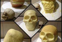 Koponyàs torta
