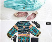 Travel/Packing ideas