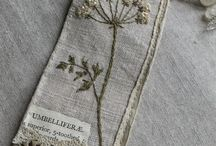 Textile Art / Beautiful textile art creations.