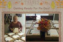 Thanksgiving Pie Day / Thank you to all our Perk Club Members of the Kim Odegard Team. To see how you can be apart of the KO Team Perks Club: http://www.kimodegardteam.com/perks-club