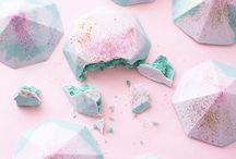 Cake gems