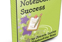 Notebooks / by Janis Ussery