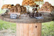 Ideas comida bodas